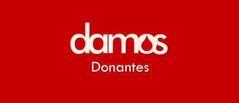 DAMOS Donantes